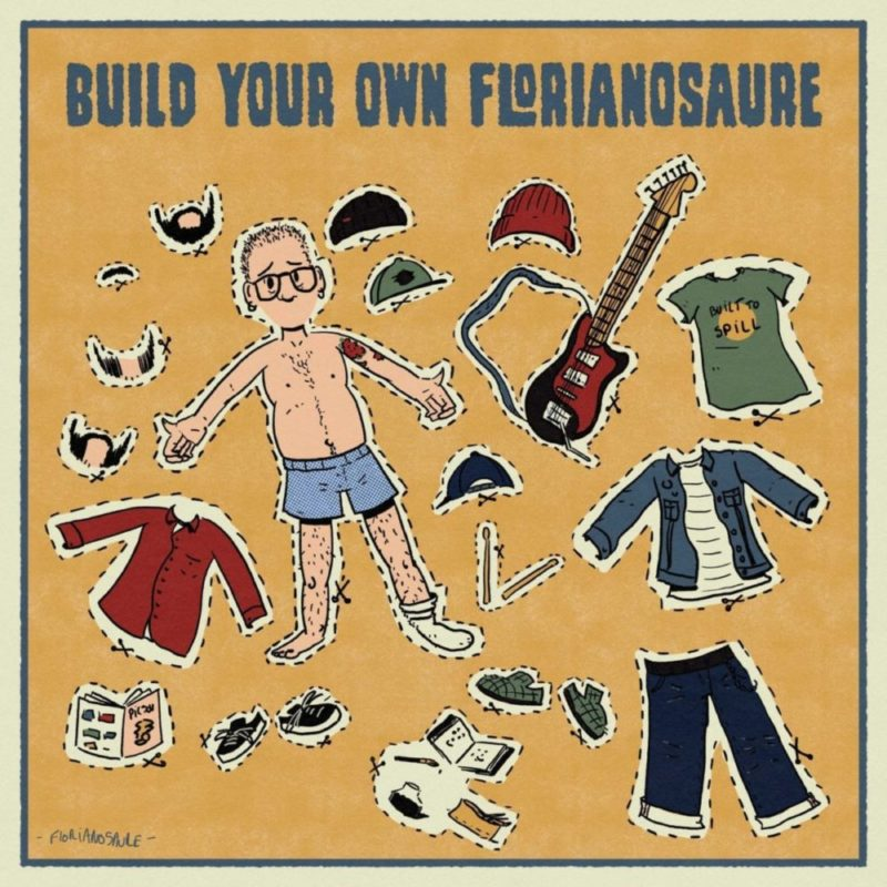 build your own florianosaure